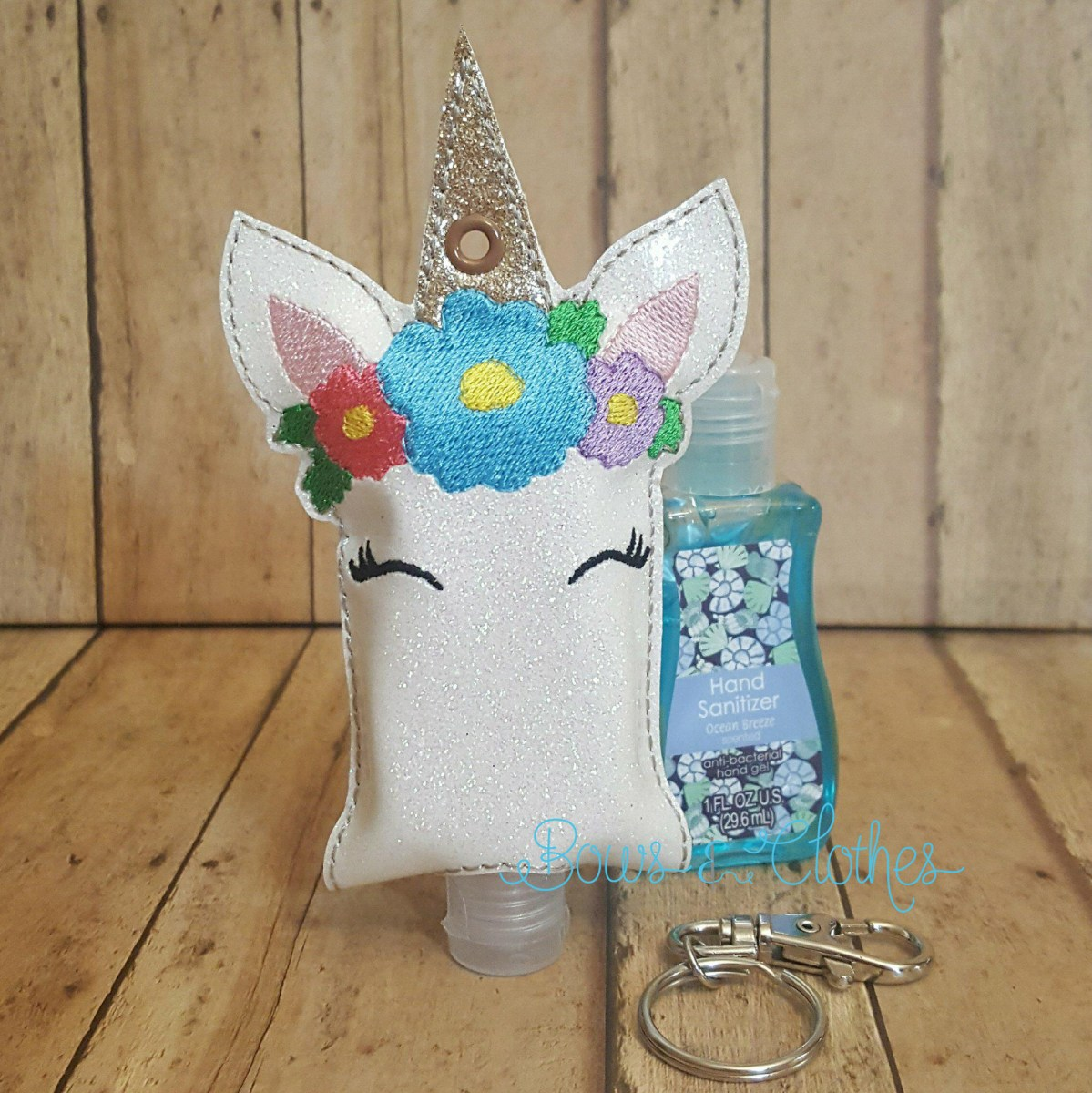 Unicorn Open Tab Hand Sanitizer